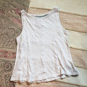 Anthropologie 9-H15 STCL Brand Tank Top
